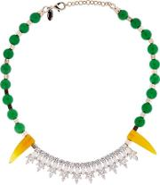 Iosselliani , Colors Of Burma Necklace