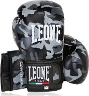 Leone 1947 , 10oz Camouflage Boxing Gloves