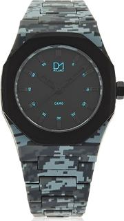 D1 Milano , Camo Collection A Ca02 Watch