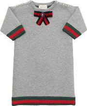 Gucci , Doubled Cotton Jersey Dress