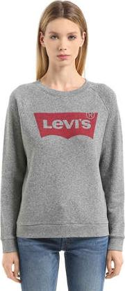 Levis Red Tab , Batwing Cotton Sweatshirt