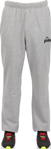 Reebok , Cotton Blend Jogging Pants