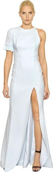 Copurs , Abelle One Sleeve Crepe Dress