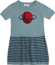 Nice Things Mini , Wool Blend Sweater Dress