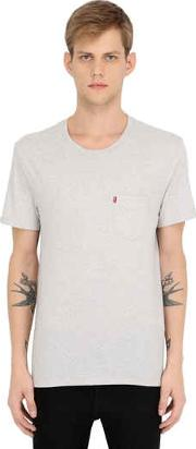 Levis Red Tab , Basic Cotton Jersey T Shirt