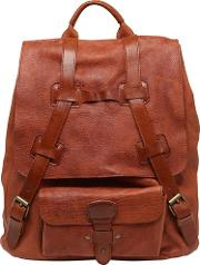 Officine Creative , Textured Leather Backpack