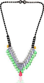 Tom Binns , Electro Clash Nova Necklace