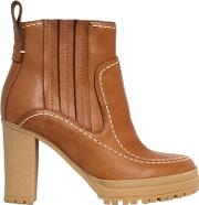 See By Chloe , 100mm Leather Boots