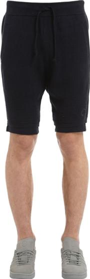 Adidas By Wings & Horns , Originals Mon Cotton Linen 2 In 1 Shorts