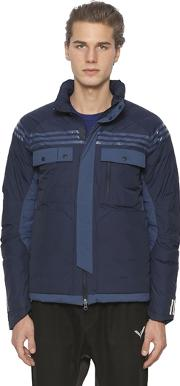Adidas Originals By White Mountaineering , White Mountaineering Insulated Jacket