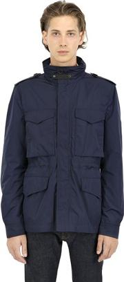 Burberry Brit , Techno Canvas Field Jacket