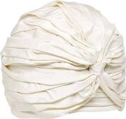 Alex , Silk Taffeta Turban