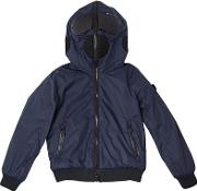 Ai Riders On The Storm , Reversible Nylon & Terrycloth Jacket