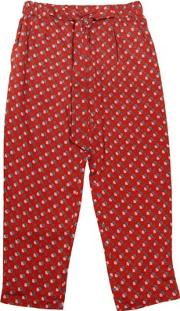 Nice Things Mini , Printed Viscose Voile Pants