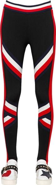 Tommy Hilfiger Collection , Striped Knit Leggings