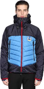 Moncler Grenoble , Chevalier Hooded Down Jacket