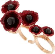Futuro Remoto Gioielli , Five Flowers Ring