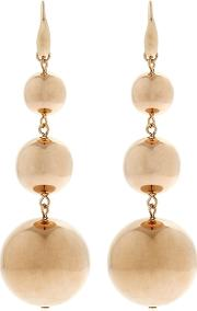 Isabel Marant , Harvey Drop Ball Earrings