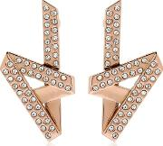 Moutton Collet , Crystal Vibrations Earrings