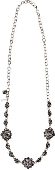 The Kooples , Small Roses Necklace