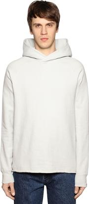 Levis Made & Crafted , Hooded Cotton Sweatshirt