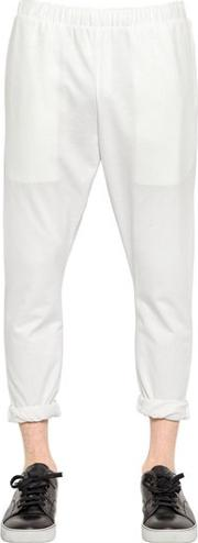 08 Sircus , Cotton Jersey Jogging Pants