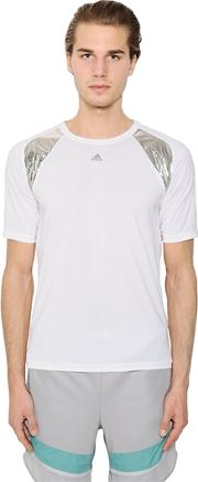 Adidas By Kolor , Climachill Running T Shirt
