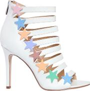 Katy Perry , 110mm Stella Multi Strap Leather Sandals