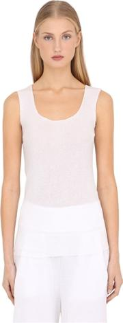 Transit Parsuch , Cotton Jersey Tank Top
