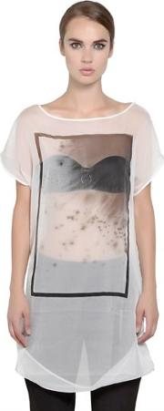 Trendt , Printed Techno Top