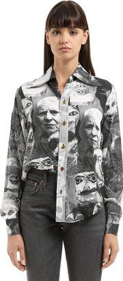 Vivienne Westwood , Piano Puppet Printed Shirt
