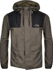 The North Face , 1985 Mountain Jacket Brown