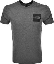 The North Face , Fine T Shirt Grey
