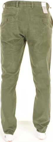 Dockers , Extra Slim Stretch Corduroy Trousers Green