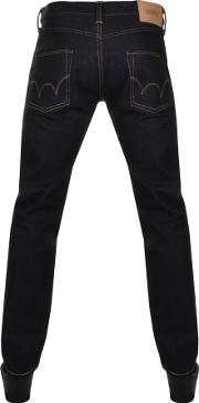 Edwin , Ed55 Regular Tapered Jeans Blue