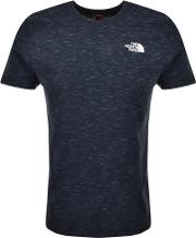 The North Face , Simple Dome T Shirt Navy