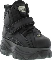 Buffalo , New  1348 14 Mens Womens Platform Trainers Boots Shoes Size...