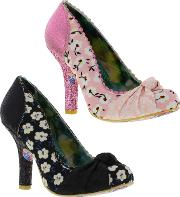 Irregular Choice , Womens Smartie Pants Court Shoes
