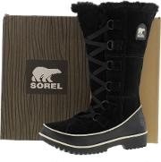 Sorel , New  Tivoli High 2 Womens Suede Leather Waterproof Boots Size...