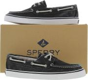Sperry , Womens Bahama Canvas Boat Deck Shoes