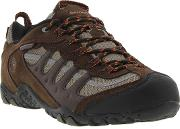 Hitec , Hi Tec Mens Penrith Low Waterproof Hiking Trail Walking Shoes