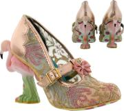 Irregular Choice , Womens Flamenco High Heels