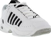 Kswiss , K Swiss Mens Defier Rs Tennis Shoes White Black