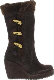 Rocket Dog , Womens Biddy Suede Wedge Boots