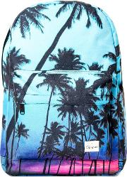 Spiral , Og Backpack Unisex Miami Sunset 18l