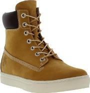 Timberland , Mens Newmarket 2.0 Cupsole 6 Inch Boots Wheat