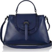Melimelous , Flavia Tote Bag Midnight Blue