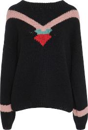 Vilshenko , Wool And Cashmere Blend Sweater