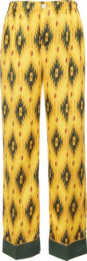 For Restless Sleepers , Etere Wide Print Pant