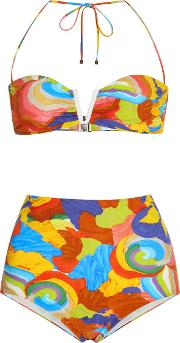 Missoni Mare , High Rise Bikini Set